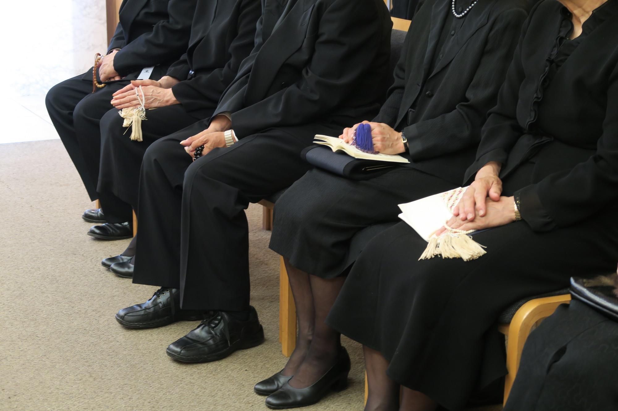 画像マネセツ071(草川)/葬儀費用と最近の葬儀事情