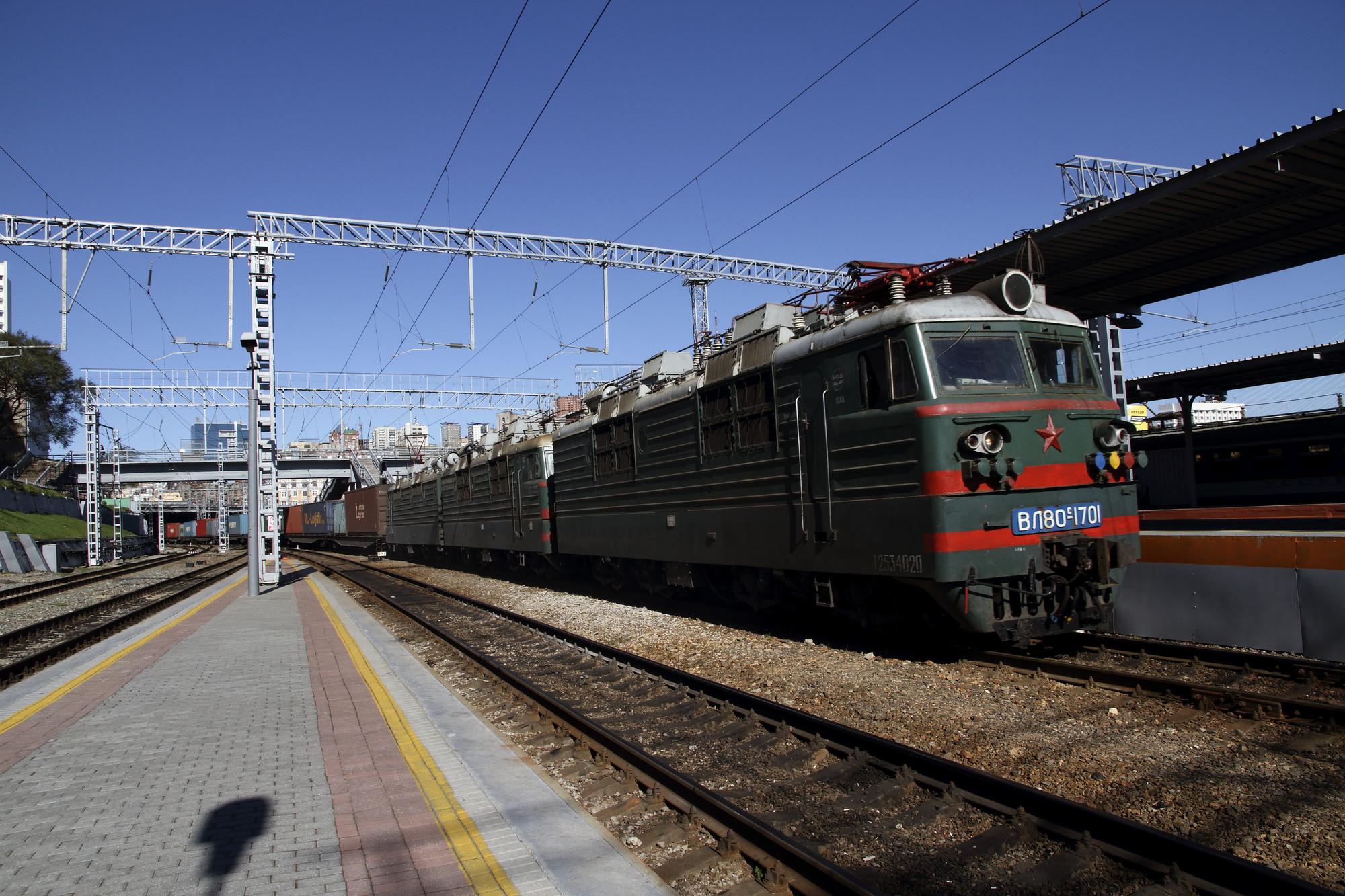 マネセツ165(菱沼)シベリア鉄道延伸/メイン