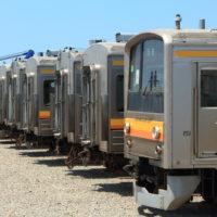 引退しても現役!アジアで活躍する日本の中古電車たち