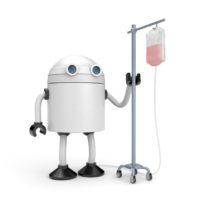 国民医療費が40兆円台に。「病院まるごとロボット化」を政府が推進