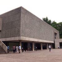 世界文化遺産の国立西洋美術館(東京都台東区)