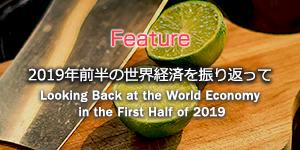 2019年前半の世界経済を振り返って